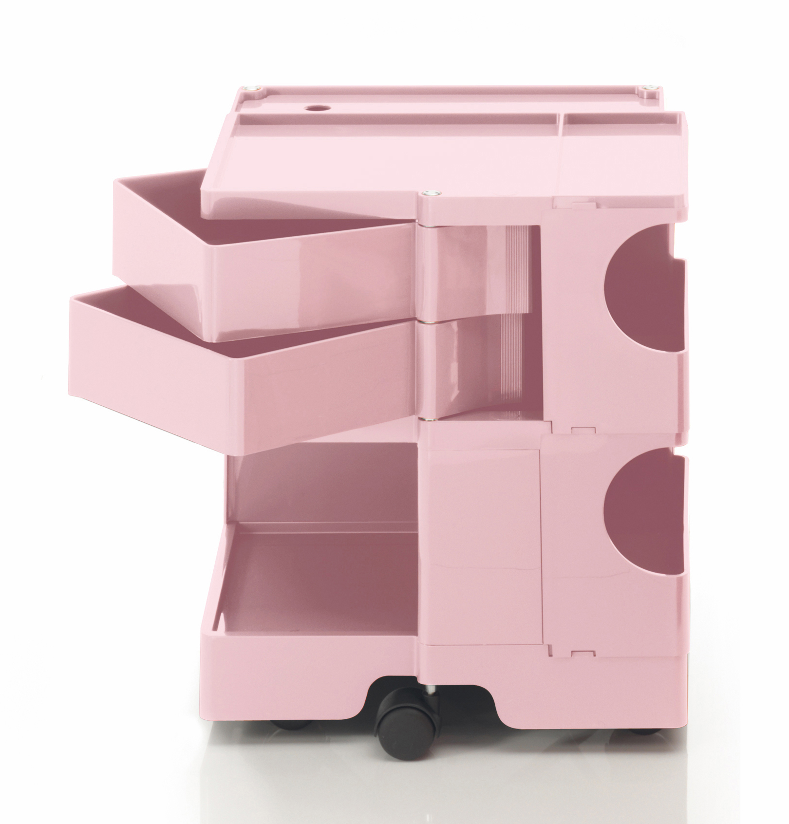 BOBY trolley H 52.5cm PINK